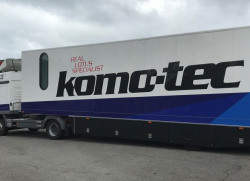Racetrailer and Truck for 2 GT cars